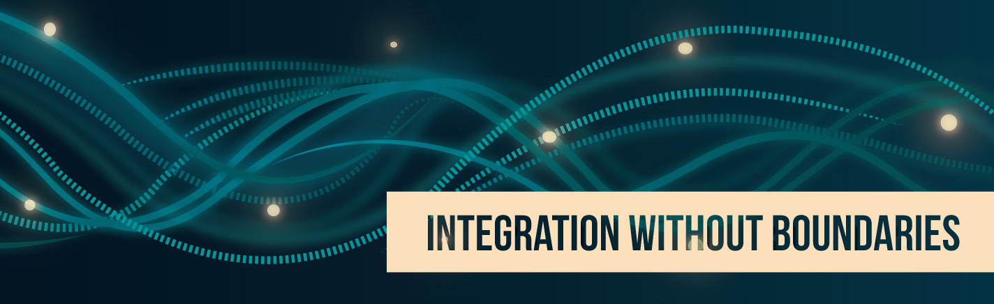 Integration without boundaries